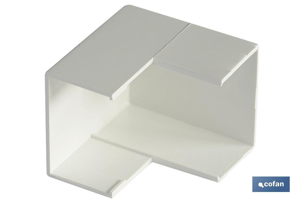 ANGULO EXTERIOR 25X40 (PACK: 5 UDS)