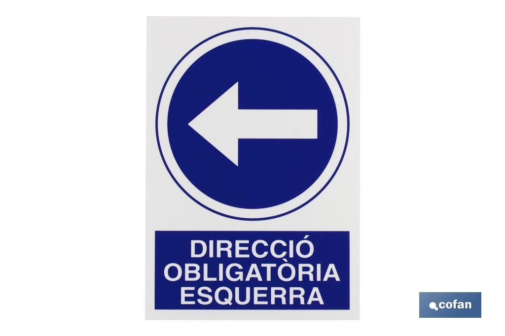 OBLIGATORI ESQUERRA