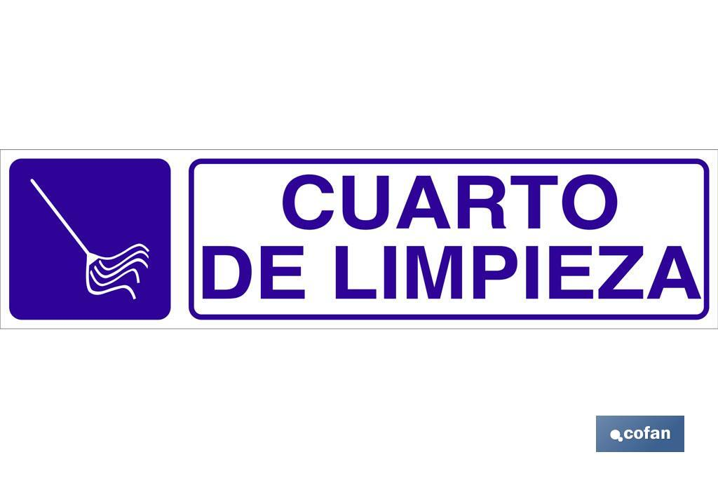 CUARTO DE LIMPIEZA