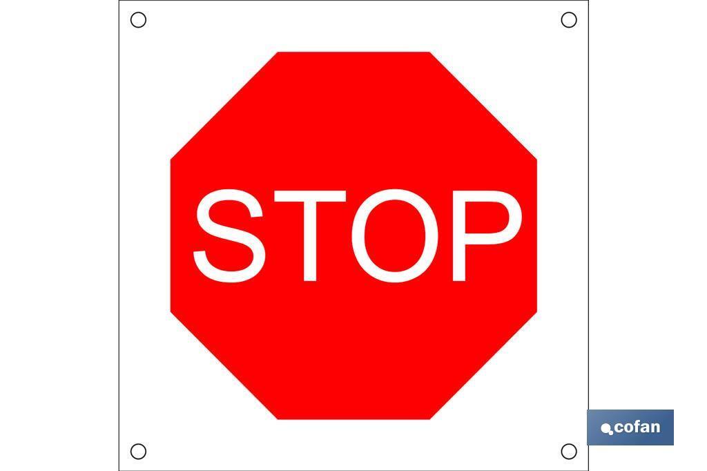 OB06 STOP