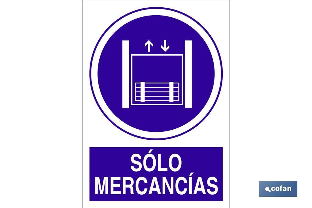 SOLO MERCANCÍAS