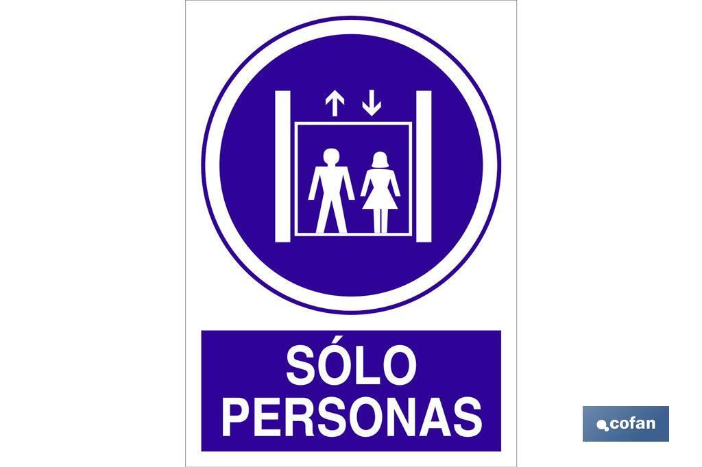 SOLO PERSONAS