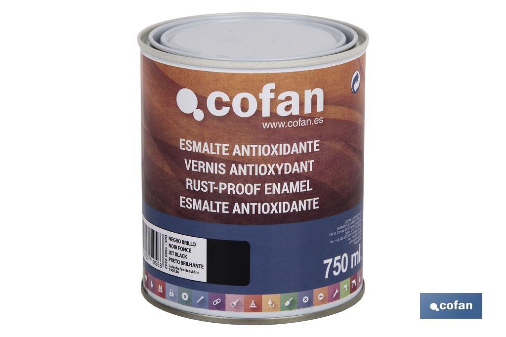 Esmalte Antioxidante 750 ml