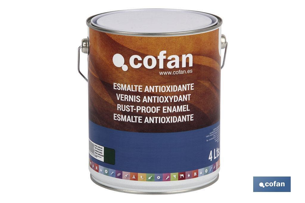 Esmalte Antioxidante 4 L
