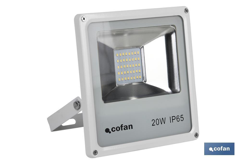 Proyector MULTI LED 20W Blanco