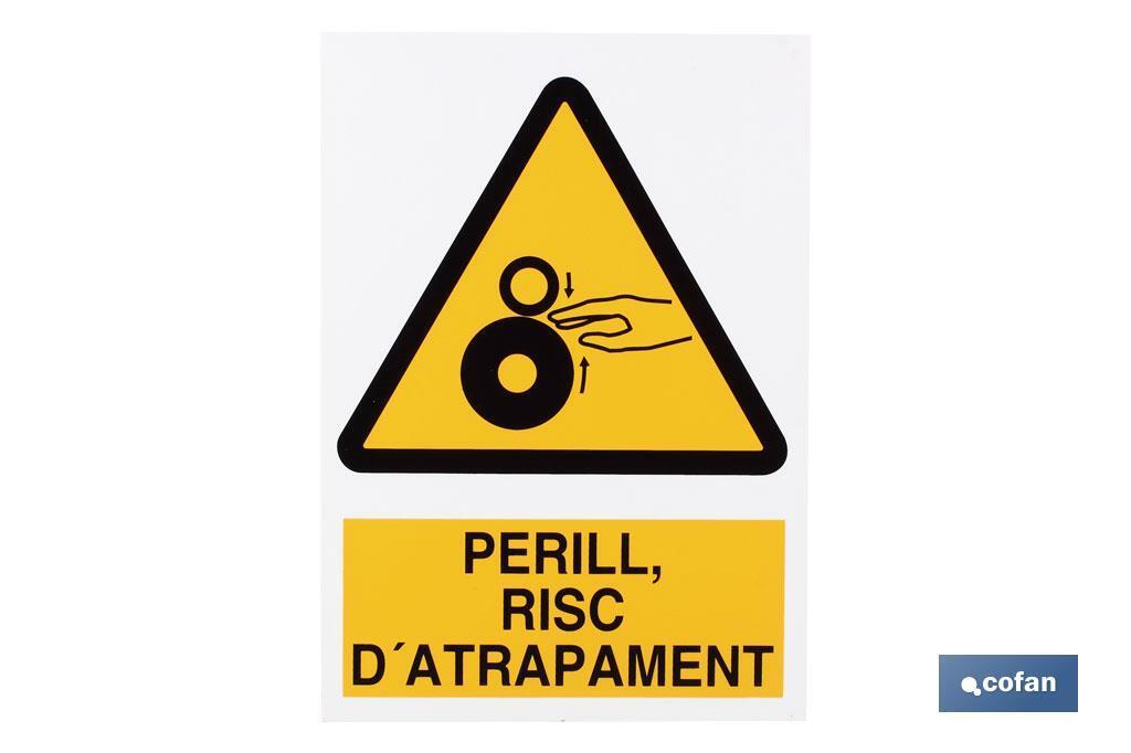 PERILL RISC ATRAPAMENT