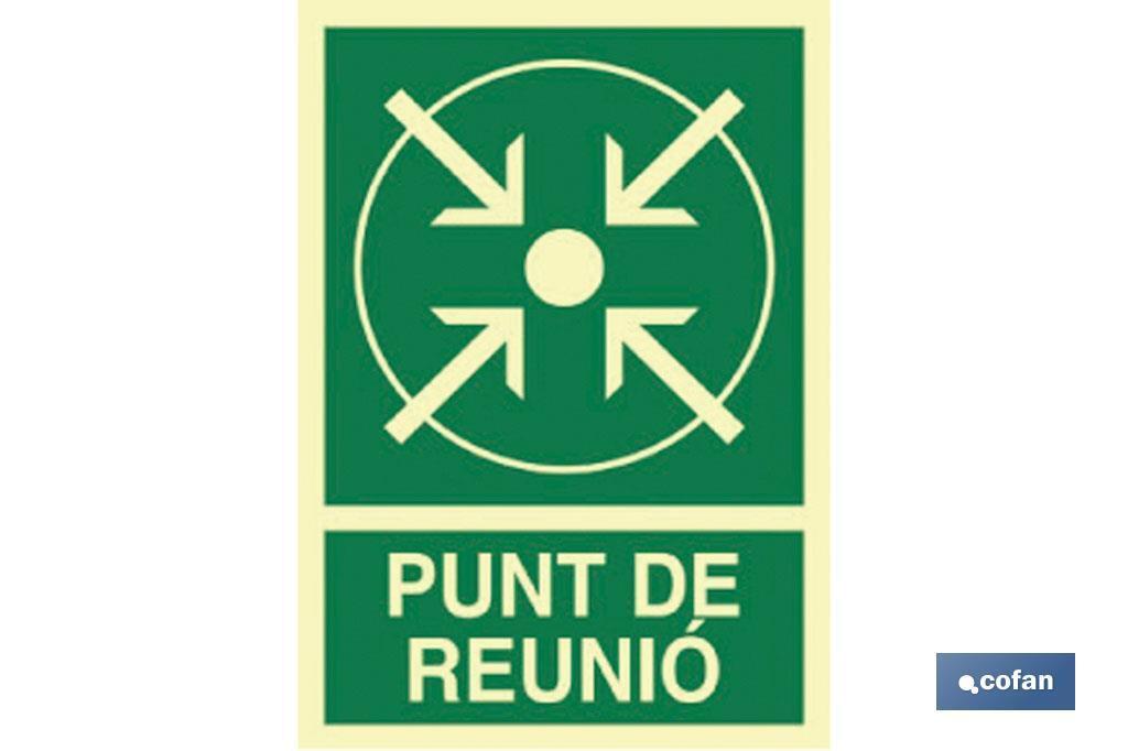 PUNTO DE REUNIÓ
