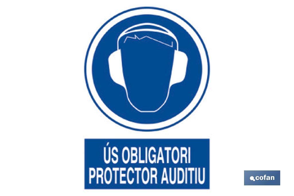 OBLIGATORI PROTECTOR AUDITIU