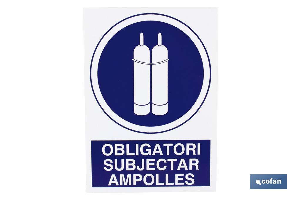 OBLIGATORI SUBJECTAR AMPOLLES