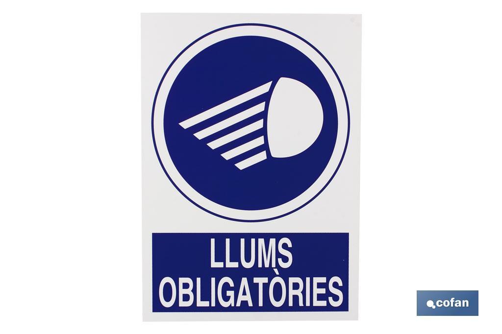 OBLIGATORI LLUMS
