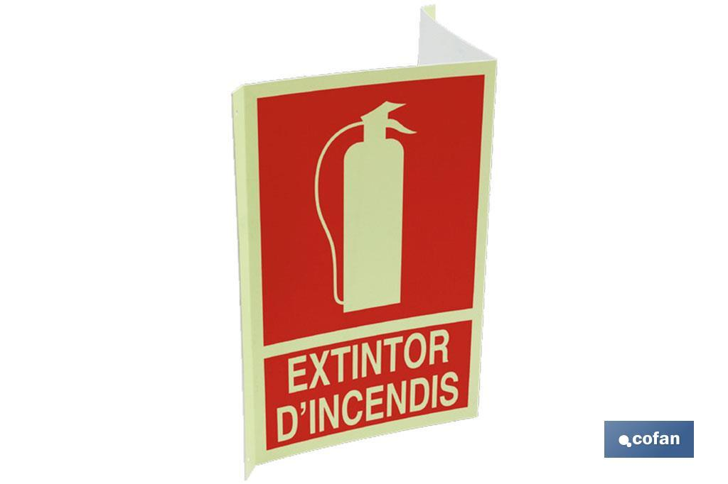 EXTINTOR D'INCENDIS