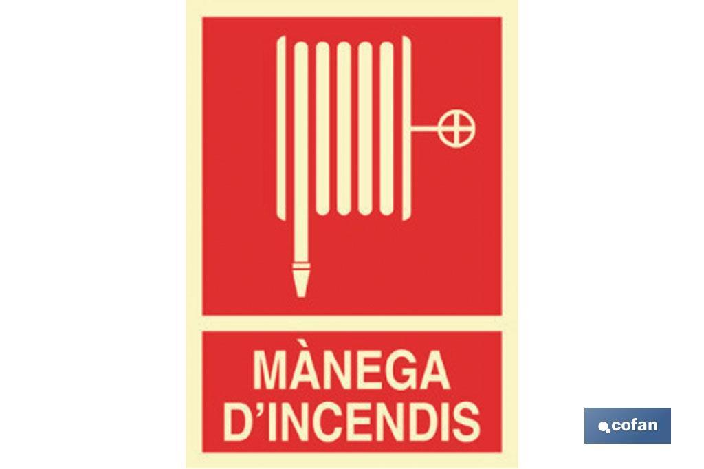 MÀNEGA D'INCENDIS
