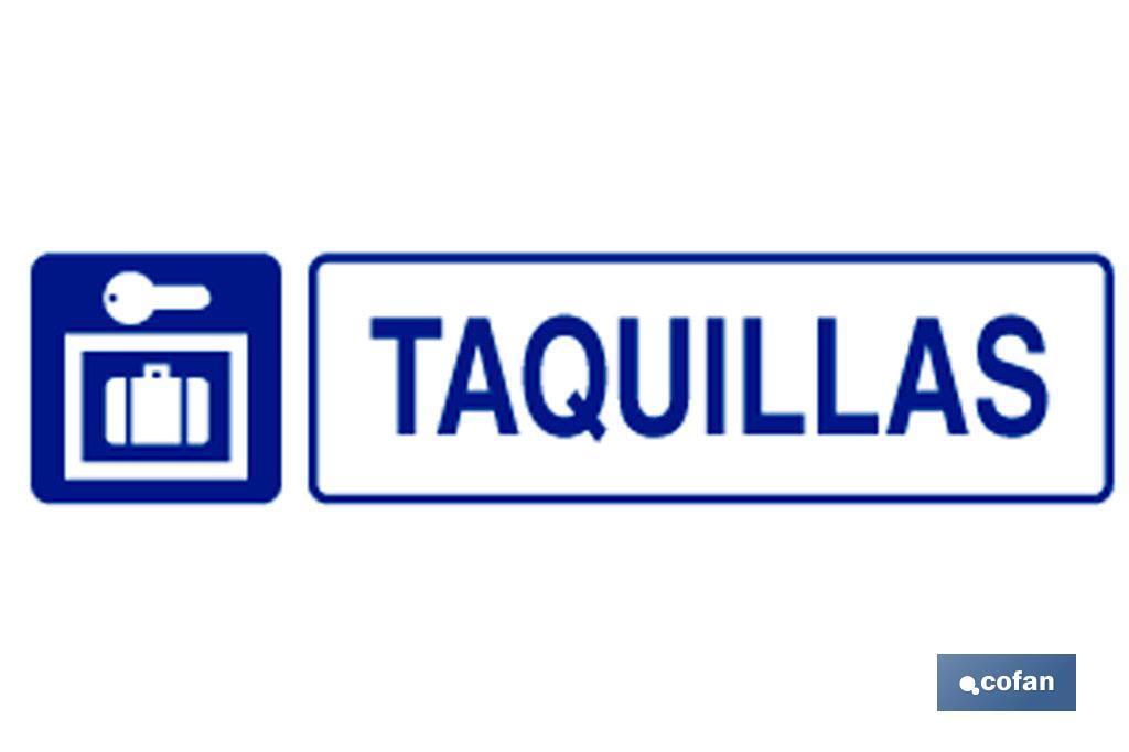 TAQUILLAS