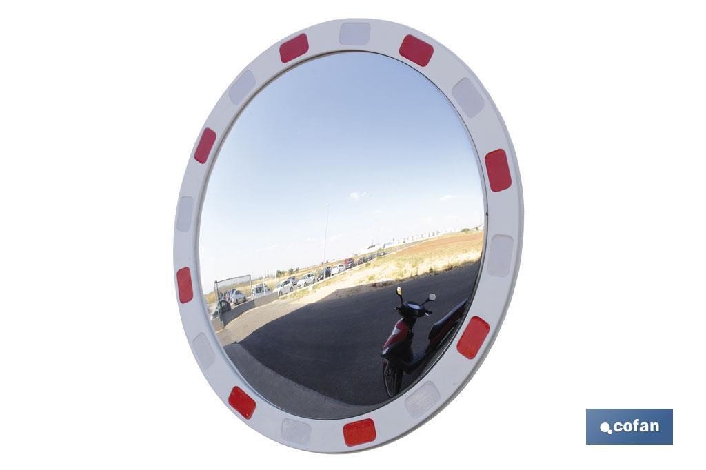 ESPEJO REFLECTANTE (60 CM)