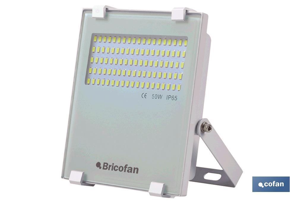 Proyector MULTI LED 50W Blanco