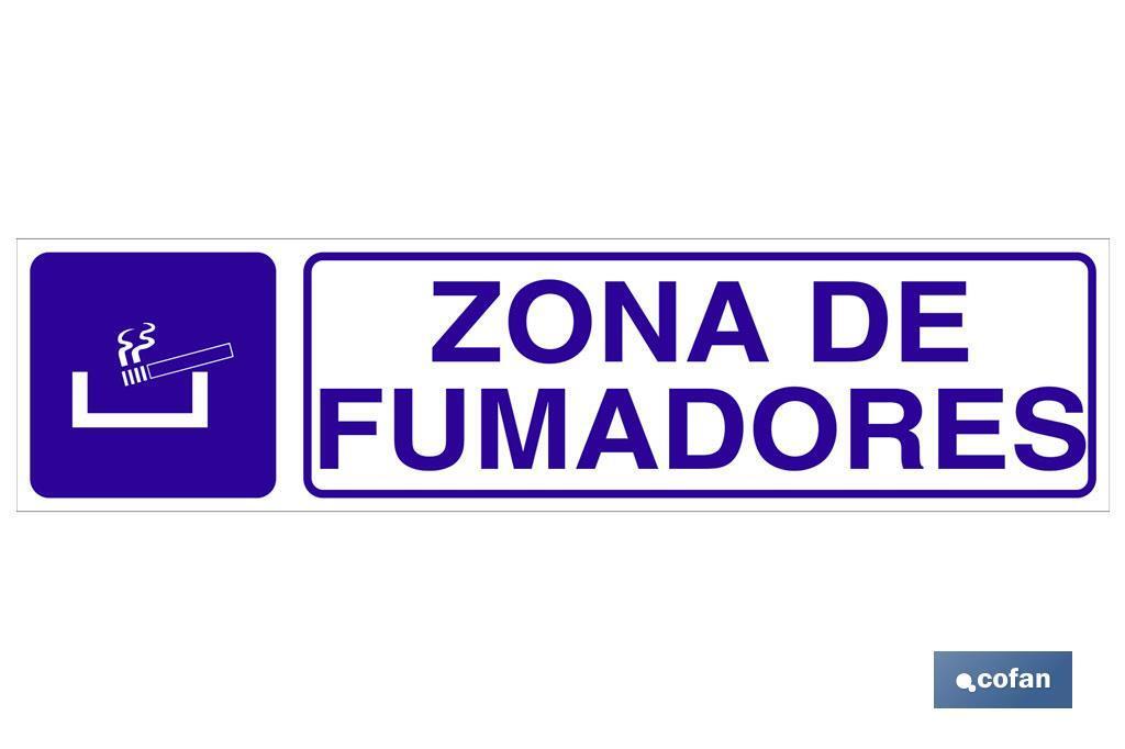 ZONA DE FUMADORES