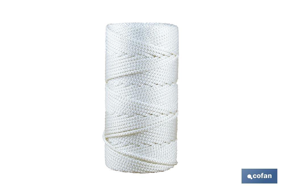 Cuerda de nitrilo de 1//4 pulgadas 1 m